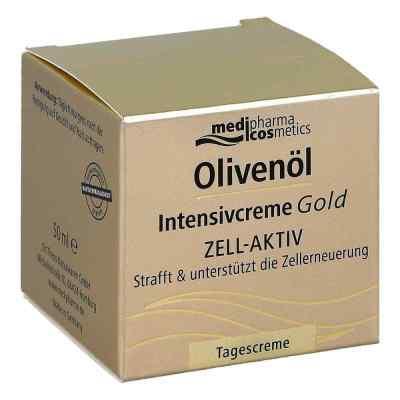 Olivenöl Intensivcreme Gold Zell-aktiv Tagescreme  bei deutscheinternetapotheke.de bestellen