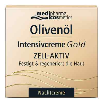 Olivenöl Intensivcreme Gold Zell-aktiv Nachtcreme  bei deutscheinternetapotheke.de bestellen