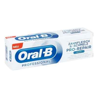 Oral B Professional Zahnfleisch & -schmelz Zahncr.  bei deutscheinternetapotheke.de bestellen