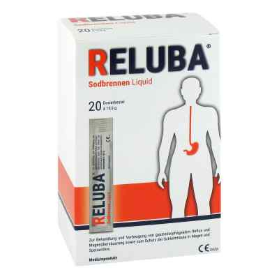 Reluba Sodbrennen Liquid Sachets  bei deutscheinternetapotheke.de bestellen