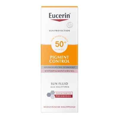 Eucerin Sun Pigment Control Fluid LSF 50+  bei deutscheinternetapotheke.de bestellen
