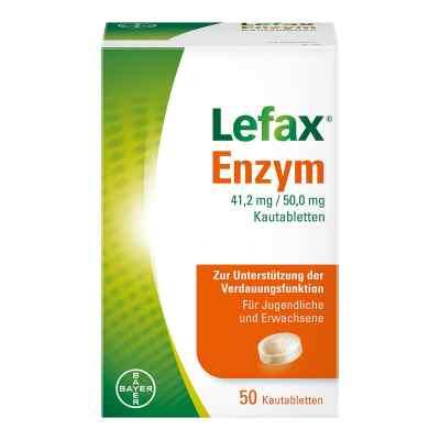 Lefax Enzym Kautabletten  bei deutscheinternetapotheke.de bestellen