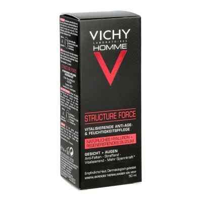 Vichy Homme Structure Force Creme  bei deutscheinternetapotheke.de bestellen