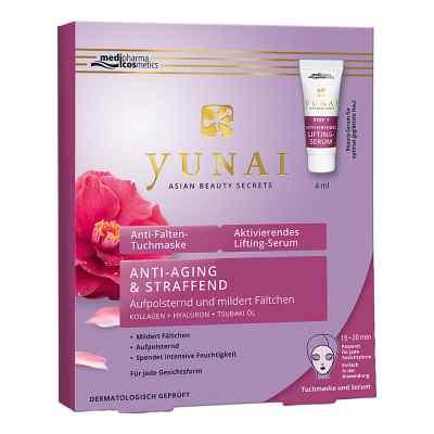 Yunai Anti-falten-maske 25g+aktiv.lifting-ser.4ml  bei deutscheinternetapotheke.de bestellen