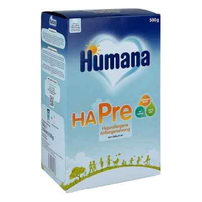 Humana Ha Pre Anfangsnahrung 2019 Pulver  bei deutscheinternetapotheke.de bestellen