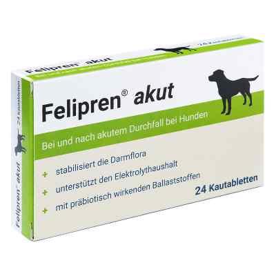 Felipren akut Kautabletten bei Durchfall für Hunde  bei deutscheinternetapotheke.de bestellen