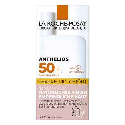 Roche-posay Anthelios Shaka Fluid Lsf 50+ getönt  bei deutscheinternetapotheke.de bestellen