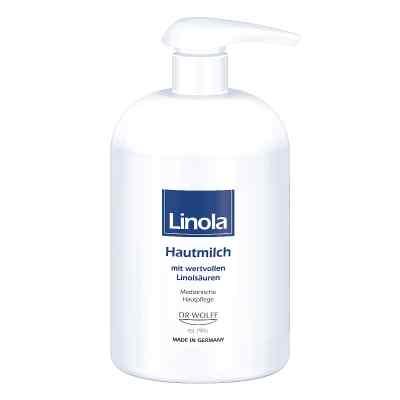 Linola Hautmilch Spender  bei deutscheinternetapotheke.de bestellen