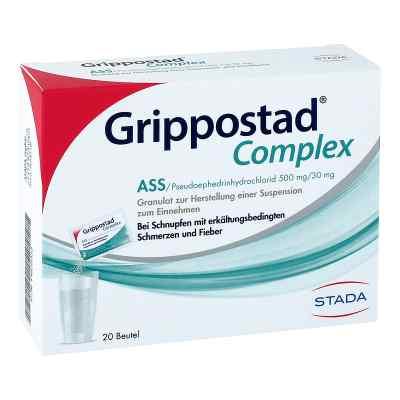 Grippostad Complex  bei deutscheinternetapotheke.de bestellen
