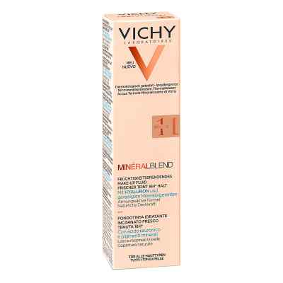Vichy Mineralblend Make-up 11 granite  bei deutscheinternetapotheke.de bestellen