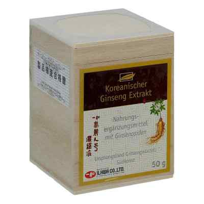 Koreanischer Ginseng Extrakt  bei deutscheinternetapotheke.de bestellen