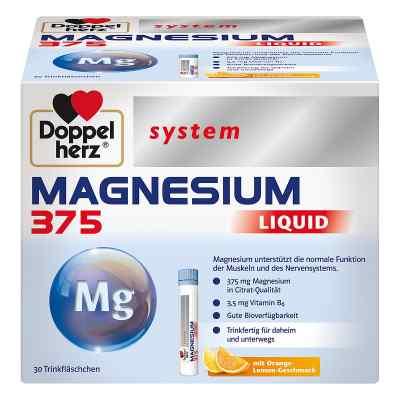 Doppelherz Magnesium 375 Liquid system Trinkampulle (n)  bei deutscheinternetapotheke.de bestellen