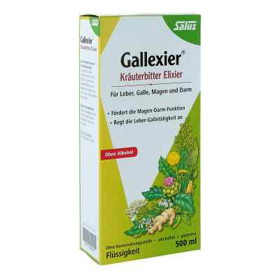 Gallexier Kräuterbitter Elixier Salus Flüss.z.e.  bei deutscheinternetapotheke.de bestellen