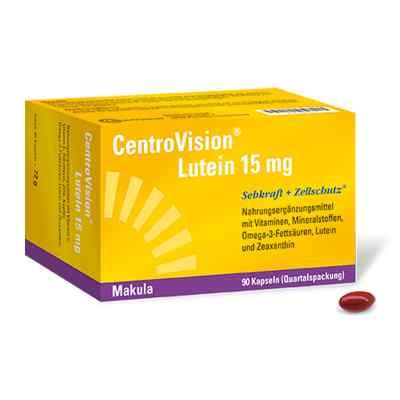 Centrovision Lutein 15 mg Kapseln  bei deutscheinternetapotheke.de bestellen