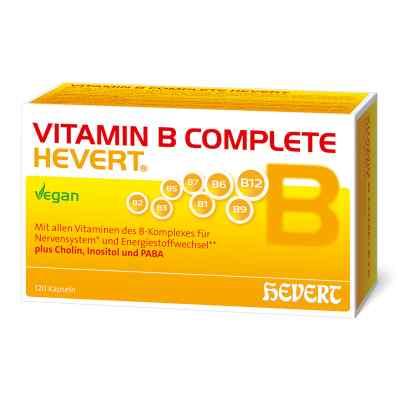 Vitamin B Complete Hevert Kapseln  bei deutscheinternetapotheke.de bestellen