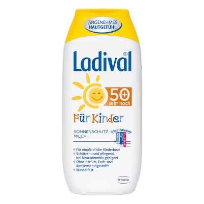 Ladival Kinder Sonnenmilch Lsf 50+  bei deutscheinternetapotheke.de bestellen