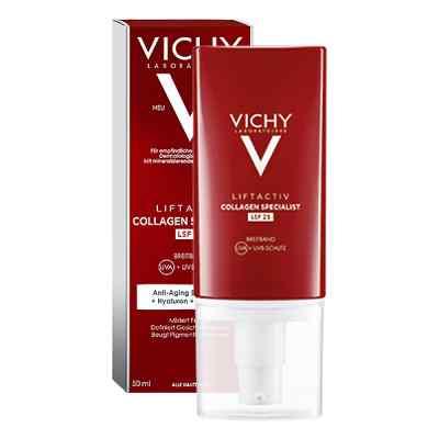 Vichy Liftactiv Collagen Specialist Creme Lsf 25  bei deutscheinternetapotheke.de bestellen