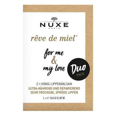 Nuxe Reve de Miel Duo Lippenbalsam  bei deutscheinternetapotheke.de bestellen