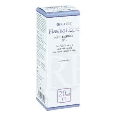 Plasma Liquid Nasensprüh-gel  bei deutscheinternetapotheke.de bestellen