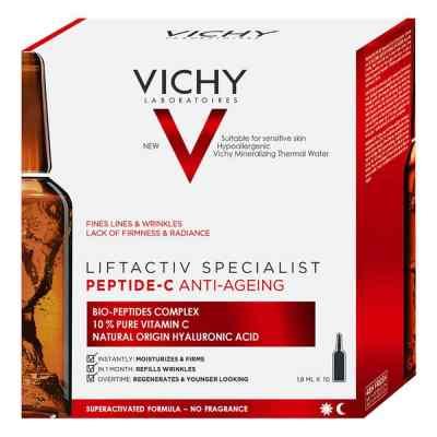 Vichy Liftactiv Specialist Peptide-c Anti-age Ampullen  bei deutscheinternetapotheke.de bestellen