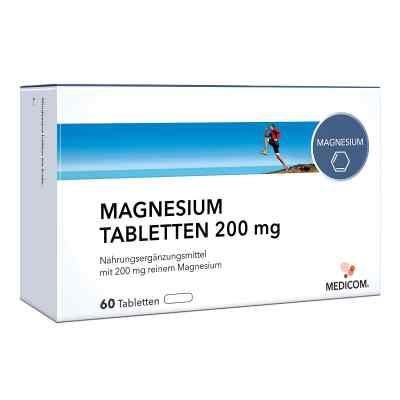 Magnesium Tabletten 200 mg  bei deutscheinternetapotheke.de bestellen