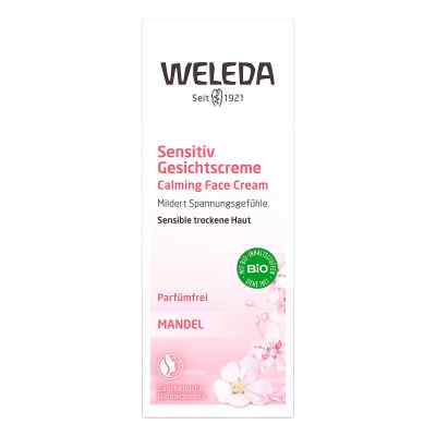 Weleda Mandel Sensitiv Gesichtscreme  bei deutscheinternetapotheke.de bestellen