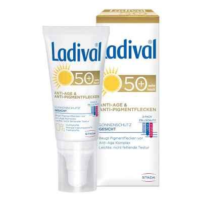 Ladival Sonnenschutz Gesicht Anti-Age & Anti-Pigmentflecken Crem  bei deutscheinternetapotheke.de bestellen