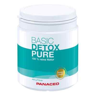 Panaceo Basic-detox Pure Pulver  bei deutscheinternetapotheke.de bestellen