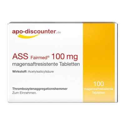 ASS 100 mg von apo-discounter  bei deutscheinternetapotheke.de bestellen