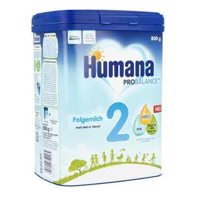Humana Probalance Folgemilch 2 Mp Pulver  bei deutscheinternetapotheke.de bestellen