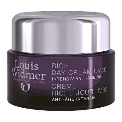 Widmer Rich Day Cream Uv 30 leicht parfümiert  bei deutscheinternetapotheke.de bestellen