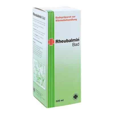 Rheubalmin Bad  bei deutscheinternetapotheke.de bestellen