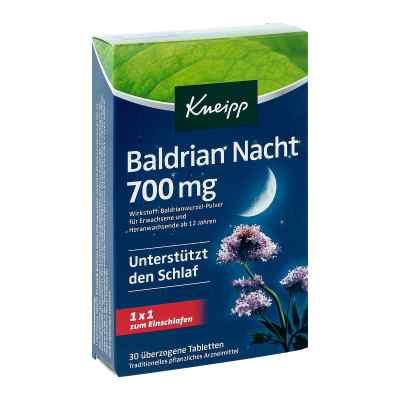 Kneipp Baldrian Nacht 700 mg überzogene Tab.  bei deutscheinternetapotheke.de bestellen