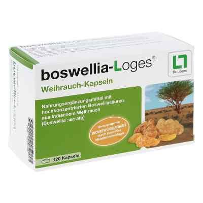 Boswellia-Loges Weihrauch-Kapseln  bei deutscheinternetapotheke.de bestellen