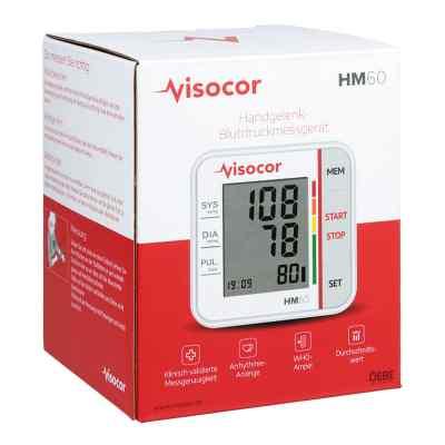 Visocor Handgelenk Blutdruckmessgerät Hm60  bei deutscheinternetapotheke.de bestellen