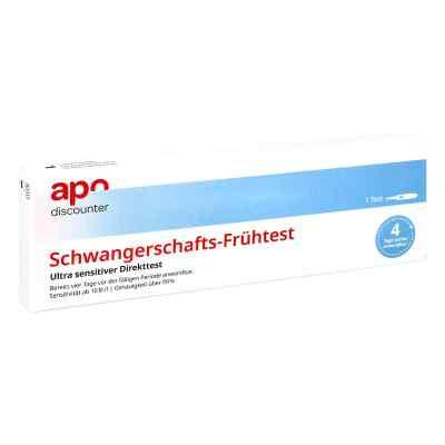 Schwangerschaftstest Frühtest ab 10ie/l Urin  bei deutscheinternetapotheke.de bestellen
