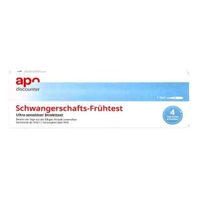Schwangerschaftstest Frühtest ab 10ie/l Urin von apo-discounter  bei deutscheinternetapotheke.de bestellen