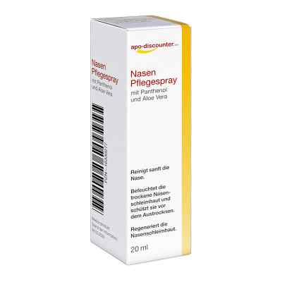 Nasen Pflegespray mit Panthenol und Aloe Vera  bei deutscheinternetapotheke.de bestellen
