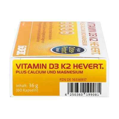 Vitamin D3 K2 Hevert Plus Kapseln  bei deutscheinternetapotheke.de bestellen