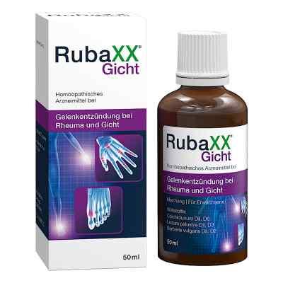 Rubaxx Gicht Tropfen zum Einnehmen  bei deutscheinternetapotheke.de bestellen