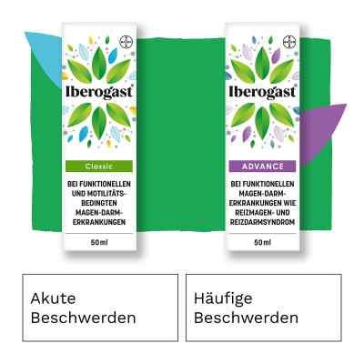 Iberogast ADVANCE bei funktionellen Magen-Darm-Beschwerden  bei deutscheinternetapotheke.de bestellen