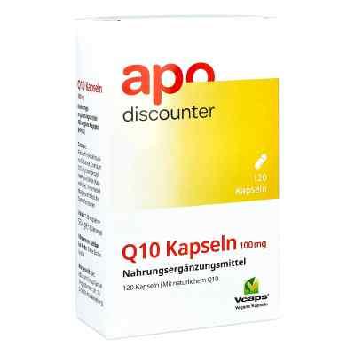 Q10 Kapseln 100 mg  bei deutscheinternetapotheke.de bestellen