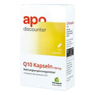 Q10 Kapseln 100 mg von apo-discounter  bei deutscheinternetapotheke.de bestellen