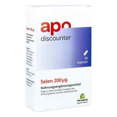 Selen Kapseln 200 [my]g von apo-discounter  bei deutscheinternetapotheke.de bestellen