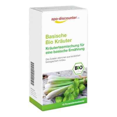 Bio Basen-Kräutertee Filterbeutel von apo-discounter  bei deutscheinternetapotheke.de bestellen
