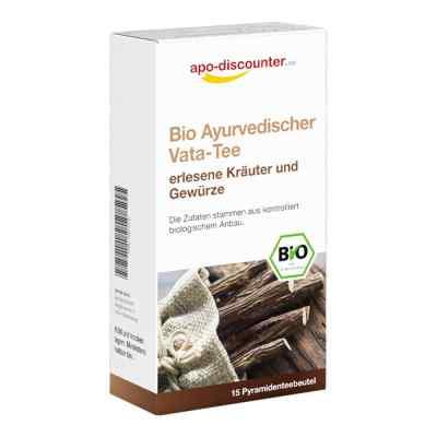 Bio Ayurvedischer Vata-Tee Filterbeutel von apo-discounter  bei deutscheinternetapotheke.de bestellen