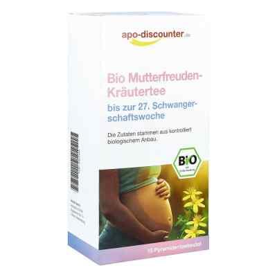 Bio Mutterfreuden-Kräutertee ohne Himbeerblätt.Fbtl. von apo-dis  bei deutscheinternetapotheke.de bestellen
