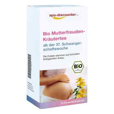 Bio Mutterfreuden-Kräutertee mit Himbeerblätt.Fbtl. von apo-disc  bei deutscheinternetapotheke.de bestellen