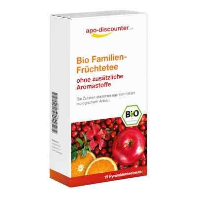 Bio Familien-Früchtetee Filterbeutel  bei deutscheinternetapotheke.de bestellen