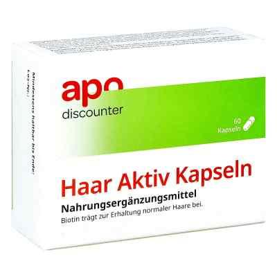 Haar Aktiv Kapseln von apo-discounter  bei deutscheinternetapotheke.de bestellen